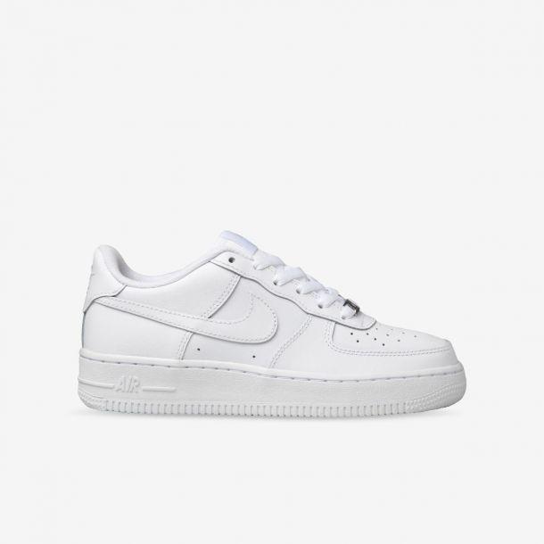 Shop Kids Nike White Air Force 1 Online