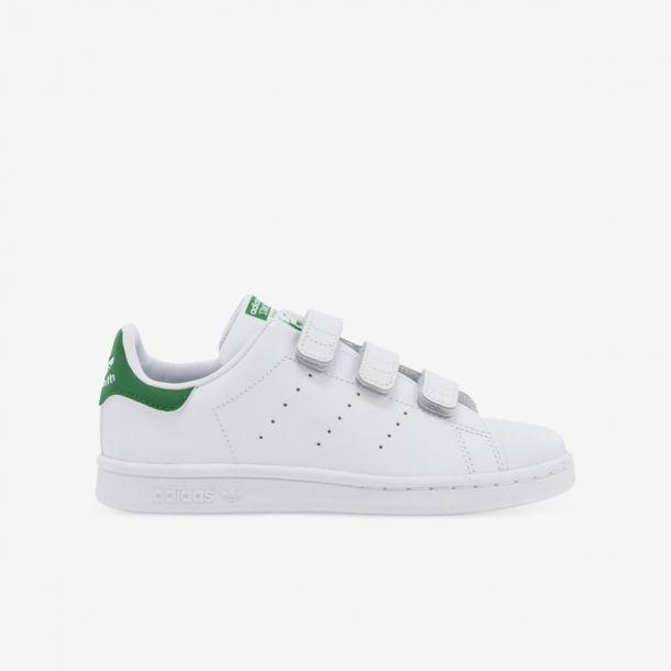 Shop Kids adidas White Stan Smith
