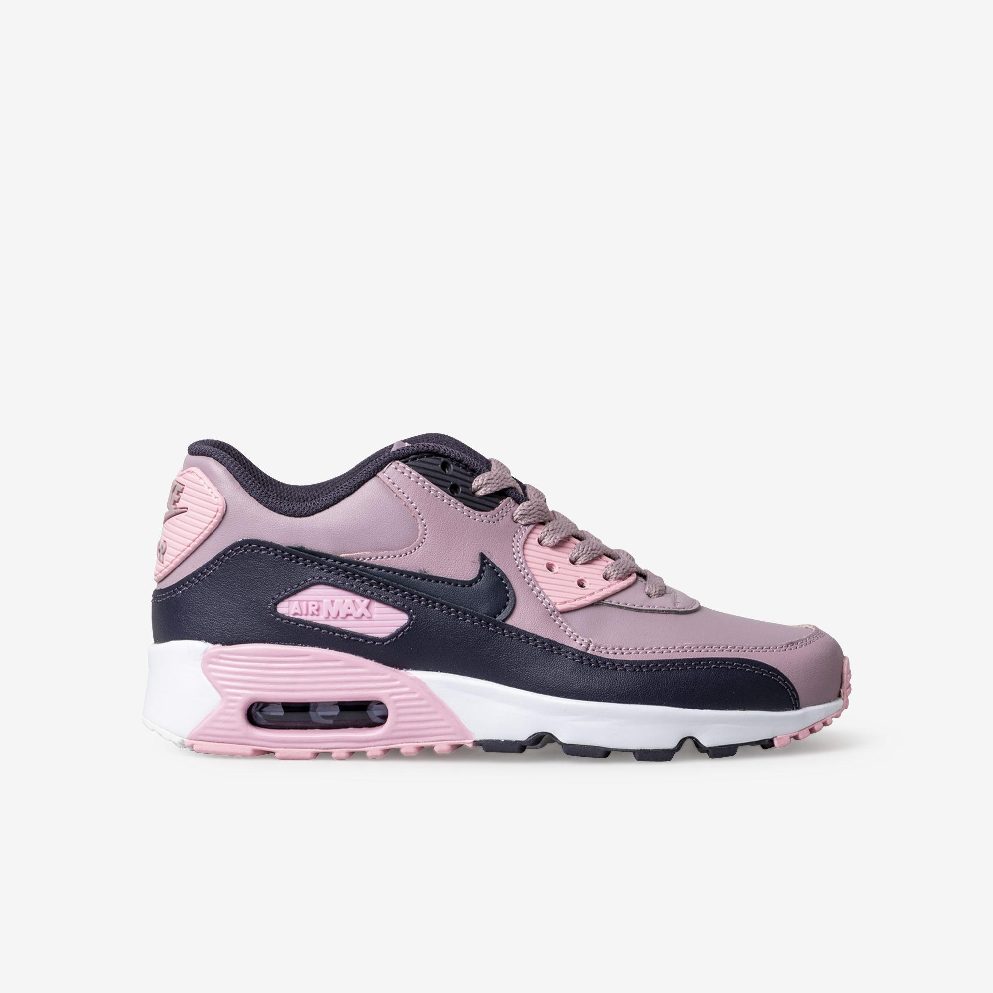 premium selection 34474 88631 ... new zealand shop kids nike pink air max 90 leather online the trybe  3da9e c4c19