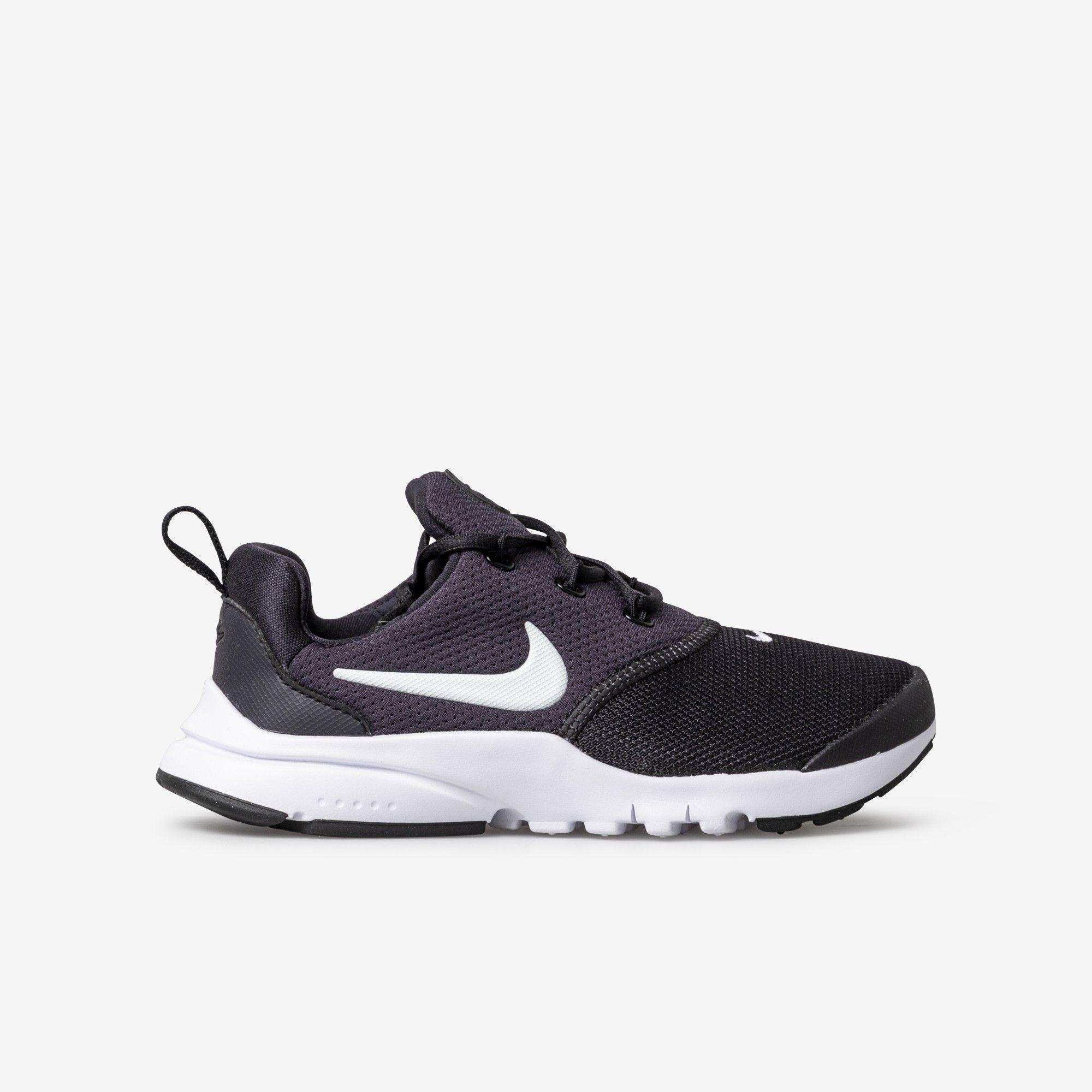 Shop Kids Nike Black Presto Fly Online | The Trybe