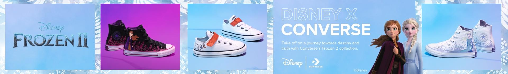 Disney Frozen 2 x Converse | Shop Now