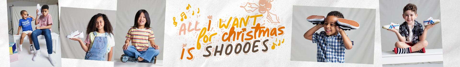 The Trybe Gift Guide | All I Want For Christmas Is Shooooes