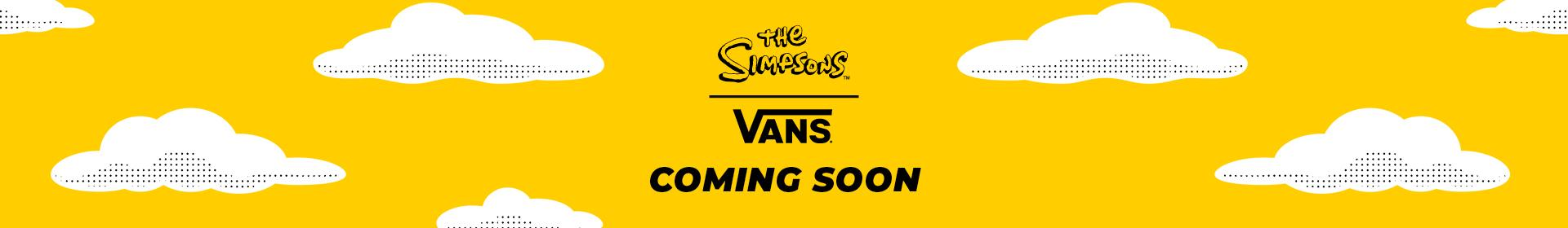 The Simpsons x Vans Collection is Coming Soon