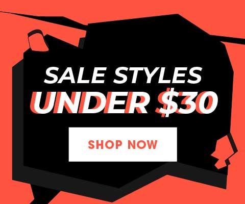 Shop Sale Under $30
