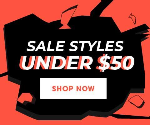 Shop Sale Under $50