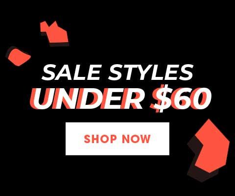 Shop Sale Under $60