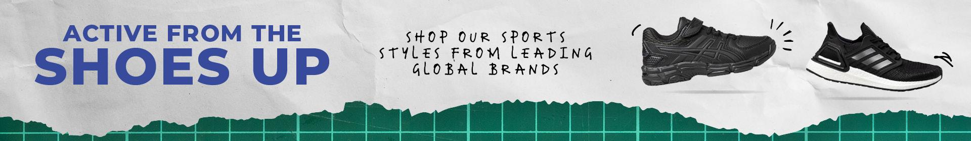 Back to Sport Styles - Shop Now