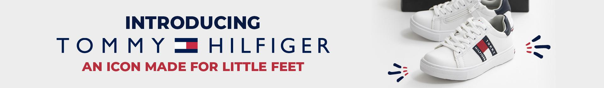 New Brand: Tommy Hilfiger