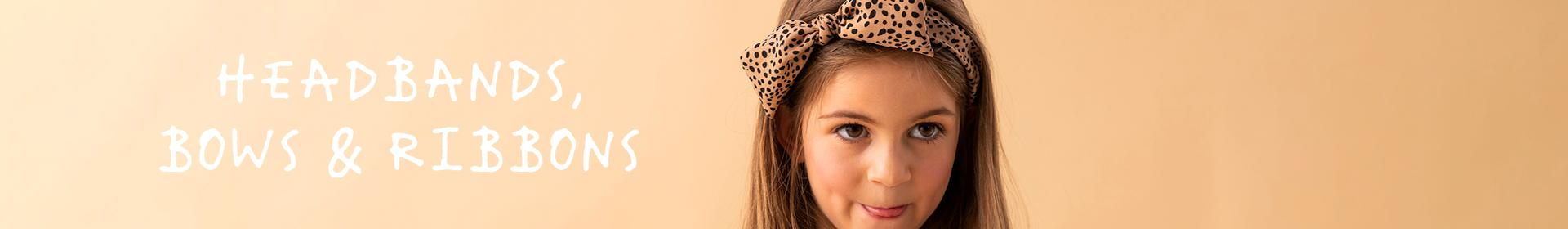 The Trybe Accessories: Headbands, bows & ribbons