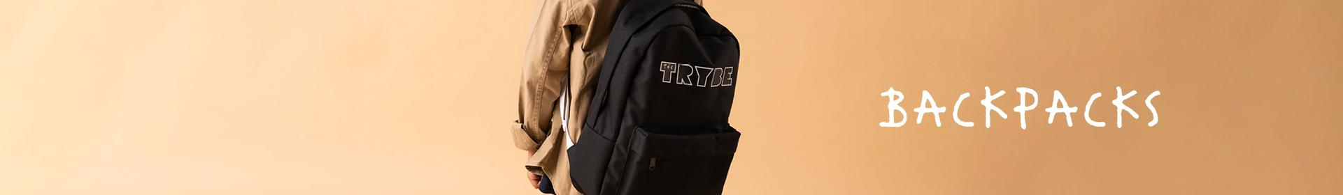 The Trybe: Accessories: Backpacks