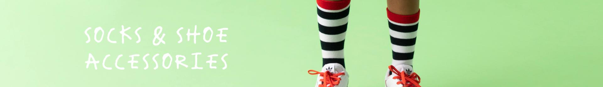 The Trybe Accessories: Socks & Shoe Accessories