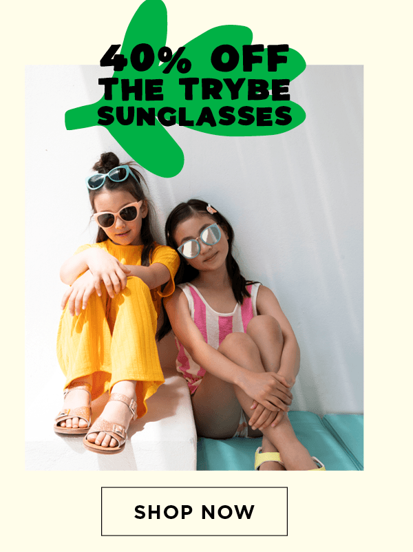 Take 40% Off The Trybe Sunglasses