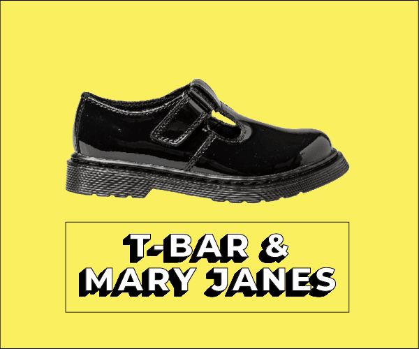 Shop T-Bar & Mary Janes