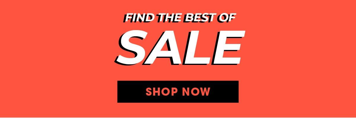 Find The Best of Sale
