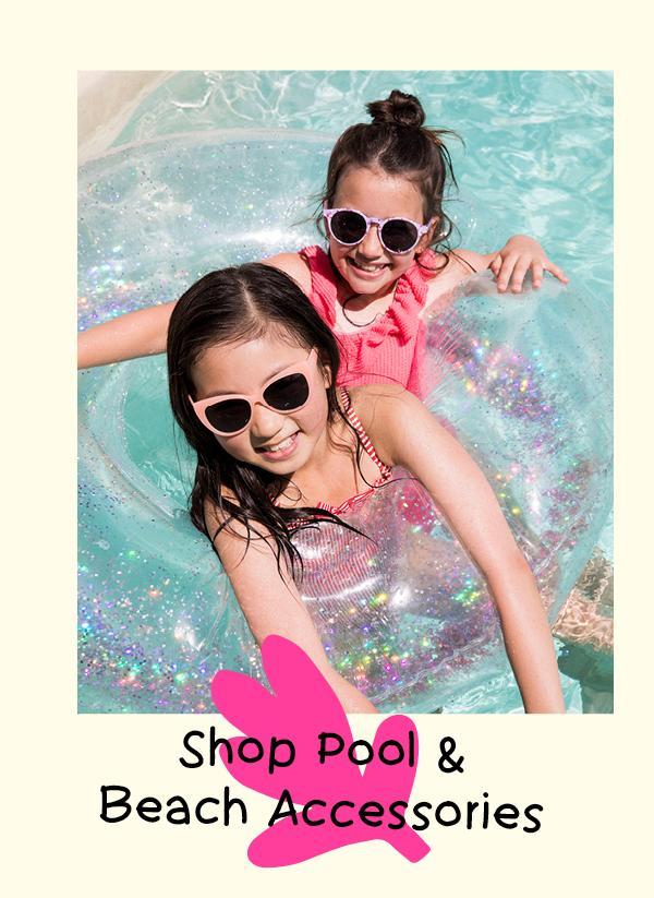 Shop Pool & Beach Accessories