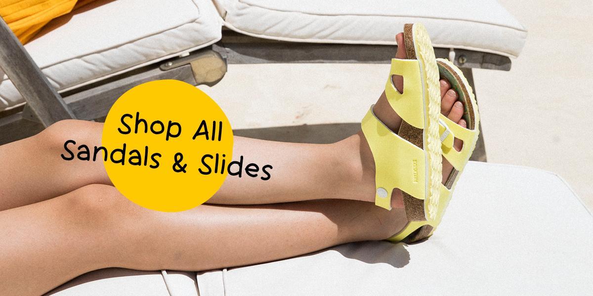 Shop All Sandals & Slides