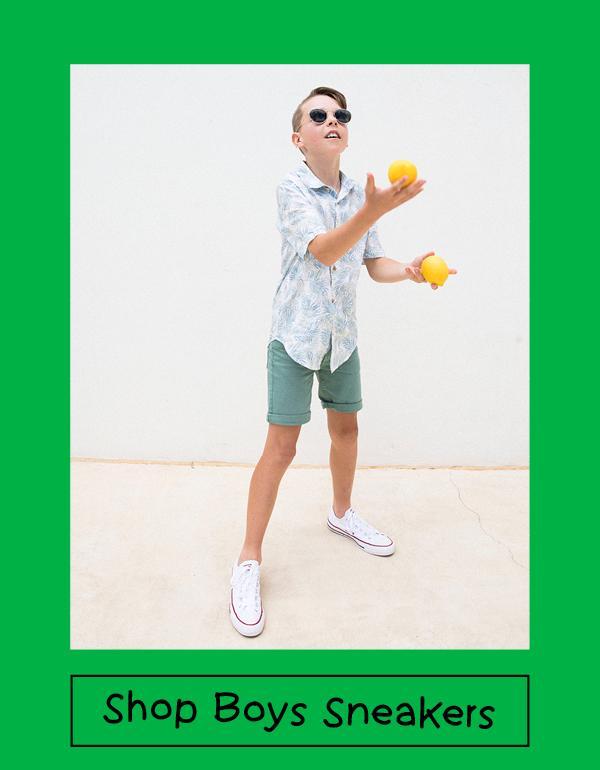 Shop Boys Sneakers